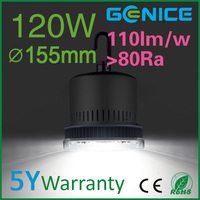 Good performance 120w led high bay light 12500lm with pothook