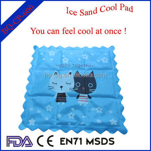 custom printing ice pack fabric hot cold gel therapy bag