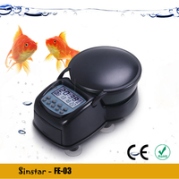 ST-FF03 2016 Hot sale Automatic Fish Feeder with good price