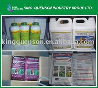 FAO/WHO top quality 80% WP, 500g/L SC Atrazine