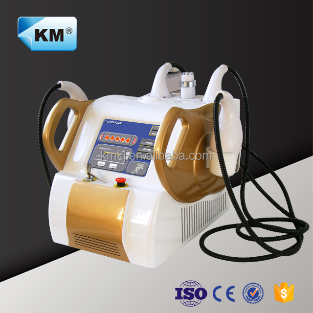 Portable tripolar RF vacuum cavitation radiofrecuencia facial machine for slim skin care
