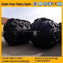 Manufacture natural rubber marine pneumatic floating yokohama ship/dock/boat rubber fenders from China factory