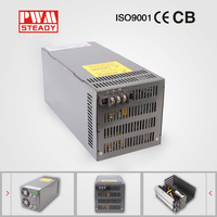 SCN-1200-12 1200W constant voltage power supply high switching power supply 24v 50a with parallel function