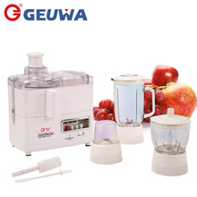hot sale 220v 4 in 1 electric 2 speeds food processor blender chopper KD-3308B