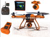 2016 New Wingsland Scarlet Minivet 5.8G FPV flying GPS professional rc drone with hd camera