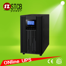pure sine wave online ups 6kva long run mode for serve room