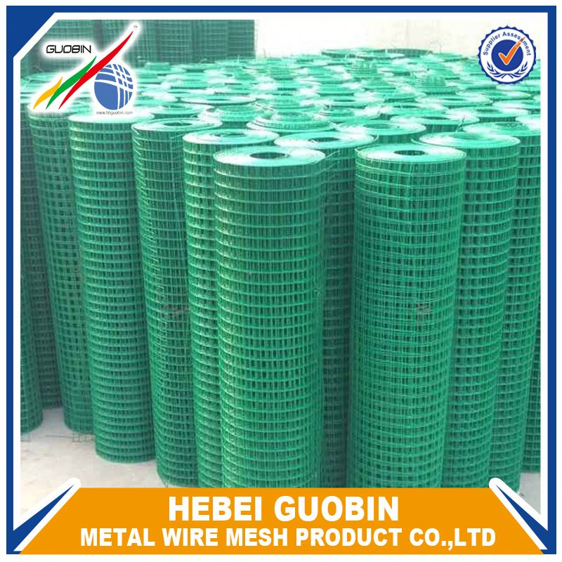 galvanized welded wire mesh farm fence