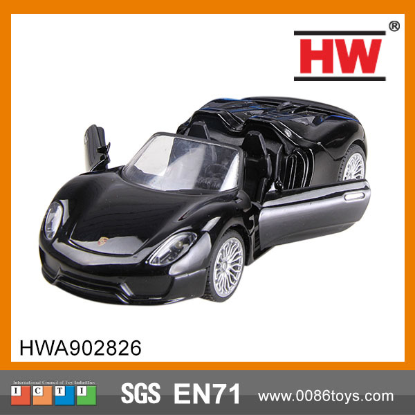 New Design 132 Diecast toy pull back model car wholesale model cars