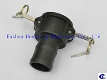 PP quick connector type C camlock coupling