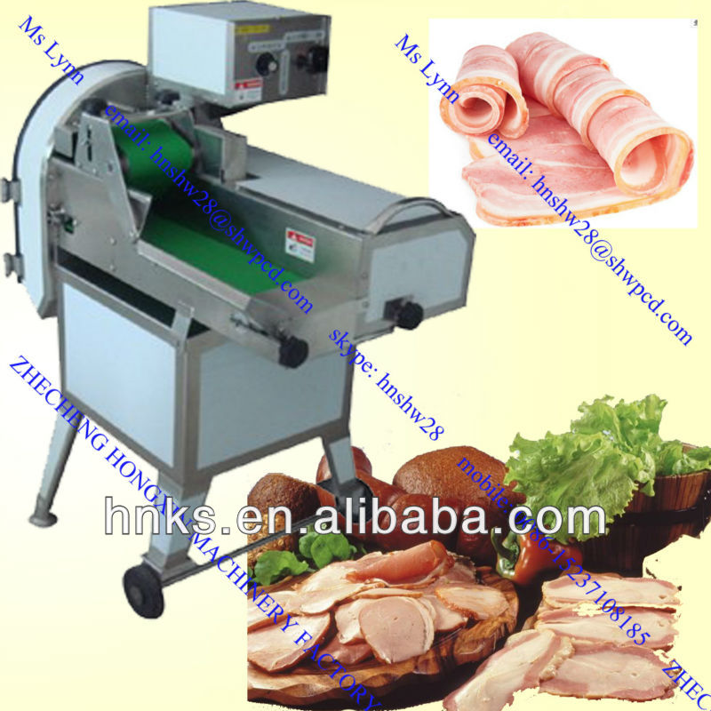 Cooked Meat Cutter Deli Meat Cutting Machine
