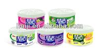 Huiji Multi-functional solid air freshener and deodorant