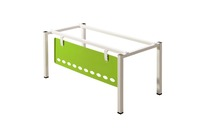 Modern cheap price office computer table unique design accessories