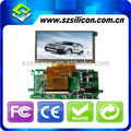 "2 way CVBS 3.5"" TFT LCD controller board with high quality"