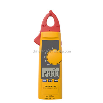Fluke-365 True RMS AC/DC Clamp Meter With Detachable Jaw,Original Portable Digital Clamp Meter
