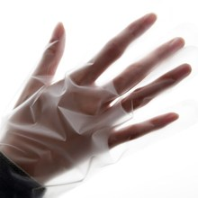 disposable PE gloves plastic gloves