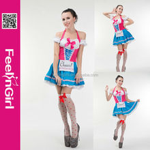 High quality Oktoberfest dirndl dress wholesaler paypal accepted