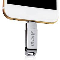 OEM Gifts For iPhone SE 5S 6S iPad iPod OTG USB Flash Drives Pendrive 32GB 64GB Smartphone Tablet PC Cle USB Flash Stick Drive