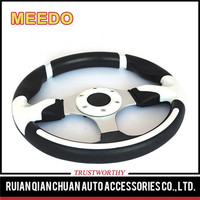 Heated steering wheel with high quantity,sport pu steering wheel