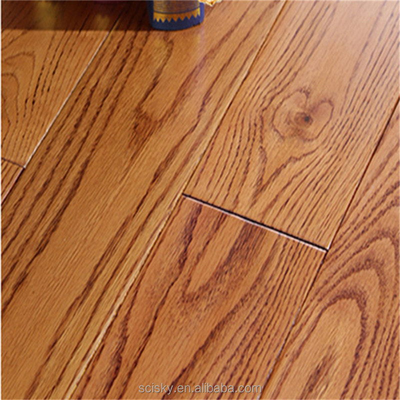 Primary Tree Straight Stripes Flat Oak Engineered Wood Flooring Wood Parquet Flooring Red Oak