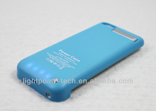 High Quality for iphone 5 charger case wholesale battery charger case for iphone5/5s/5c 3500mah case charger