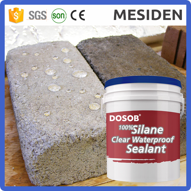 Transparent Water Resistant Silane Sealant