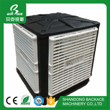 Backace industrial desert cooler/evaporative air cooler manufacturer big portable with 30000m3/h made in China