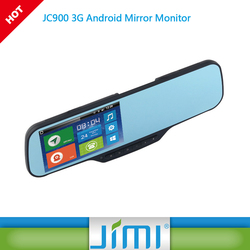 2016 bulk buy JC900 Smart Mobile & Vehicle Tracking Systems 1080P car accessories Rear View Mirror 1080p Dash Cam & DVR