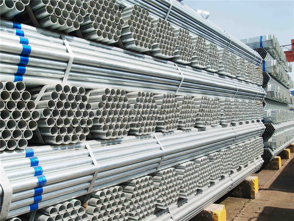 OEM black round weld steel seamless column pipe and tube