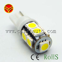 ideal replacement T10 led certificate auto led light