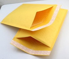 China Factoty Bubble Envelope Packaging Kraft Bubble Mailers Padded Envelopes Bags