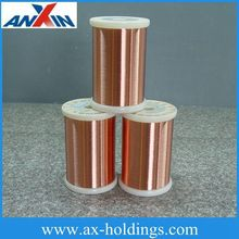 Class F UEW Enameled Winding Copper Wires For Motors