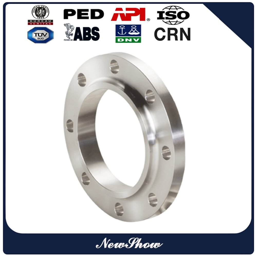 cheap price dn65 asme b16.5 lap joint stub end flange for stainless steel