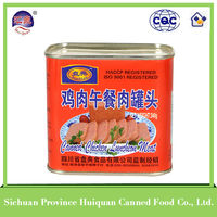 340g Wholesale products all kinds of canned food