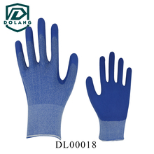 7 Gauge Nappy Coated Latex Winter Thermal Working Glove