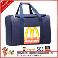 Environmental protection insulated cooler lunch bag, OEM cooler bag, Cooler Bags For Food