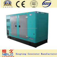 2016 China electric start generator CCEC brand NT855-GA diesel engine continuous running electric generator( 18KW to 1500KW)