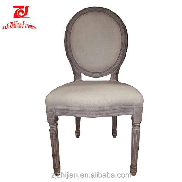 Louis XV Home Furniture Shabby French Style Chair ZJF32