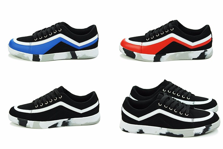 2016 wholesale unique produsts from china skateboard men leather shoes men casual