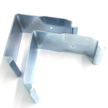 High precision packing zinc plating crate clip clamp for ocean transportation and clips for wooden crates