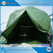 Easy Up Portable Inflatable Military Carport Tent Garage