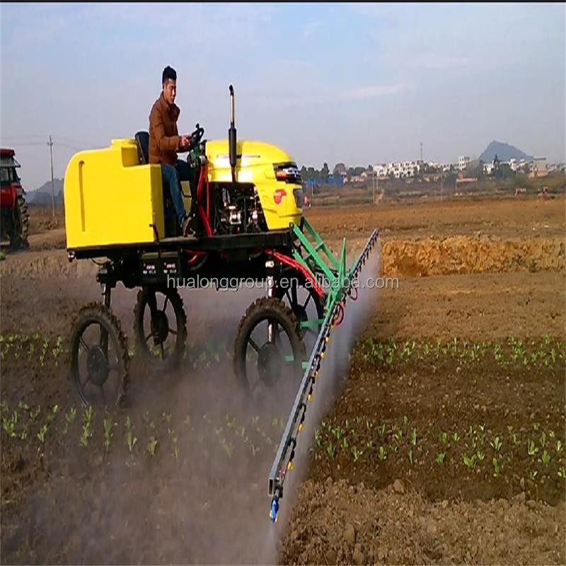 CE quality self propelled boom sprayer for sale