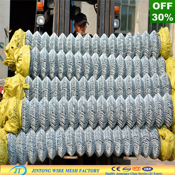 movable metal fence/diamond shape wire mesh fence/chain link fence (Manufacturer)