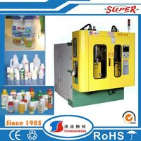 Newest plastic blowing machine of 1 gallon bottle