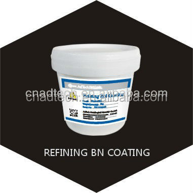 AdTech no combustion explosion hazard and long service life refining BN Coating