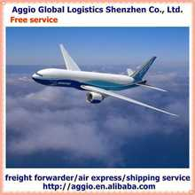 aggio free sample logistics chian air freight forwarder to finland