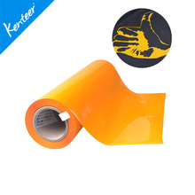 Kenteer Heat Transfer Material for Apparel PU Vinyl With Sticky Back 14 colors