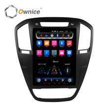 Ownice for Forbuick Regal 2009 2010 2011 2012 2013 Car DVD Player /vertical Screen Gps with Car stereo radio/dvd/gps/mp3/4G