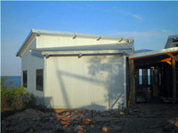 prefabricated steel frame house