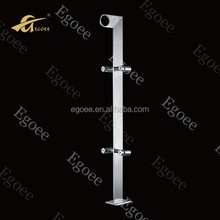 SS 201 304 Stainless steel outdoor stair railing baluster