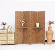 Customized Furniture Decorative Movable Screen Cabinet Room Divider